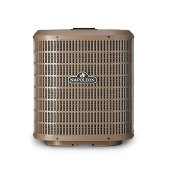 NAPOLEON HOME COMFORT 16 SEER CENTRAL AIR CONDITIONER