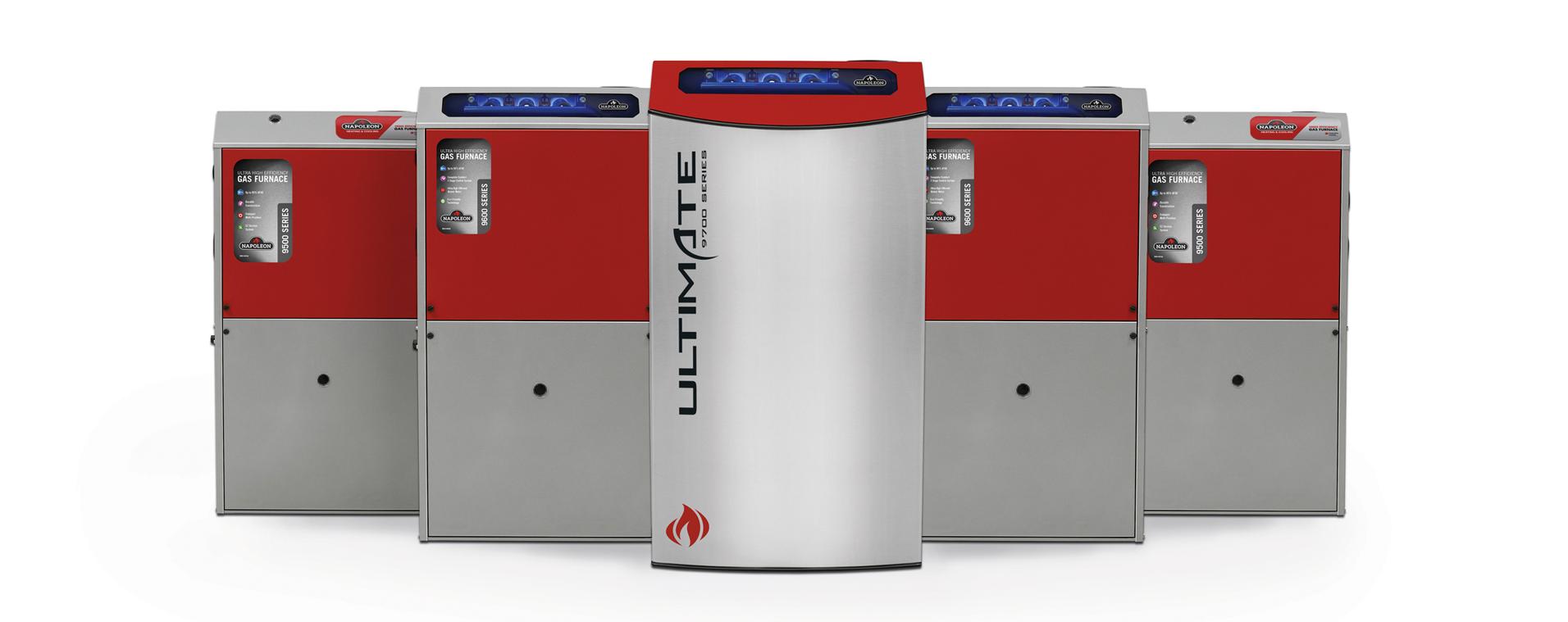 Nepoleon Ultimate Gas Furnace