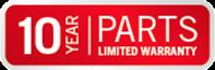 10 parts- Gas furnace Warranty
