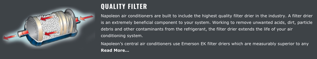air conditioning Quality Filter